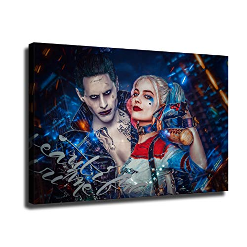 51mp6IOw+3L Harley Quinn and Batman Posters