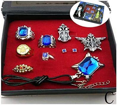 Black butler jewelry