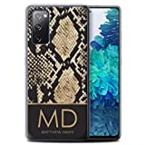 Personalised Samsung Galaxy S20 FE Case Gel Cover Printed