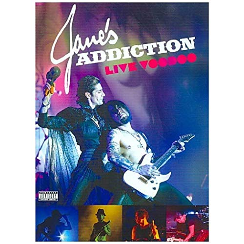 Jane's Addiction- Live Voodoo DVD