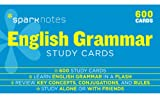 English Grammar SparkNotes Study Cards (Volume 6)