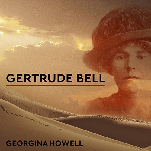 Gertrude Bell audiobook cover art