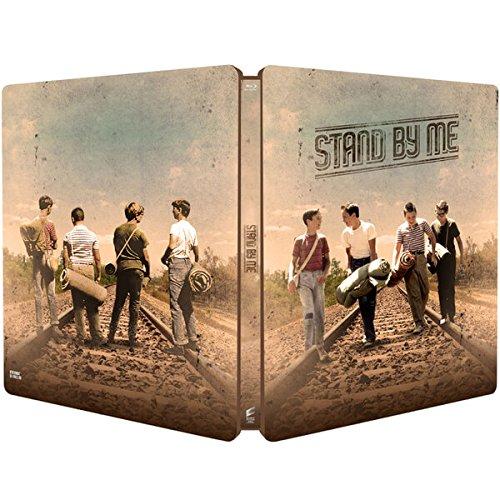 STAND BY ME Steelbook [Blu-ray Steelbook; REGION-FREE Europe/UK Exclusive]