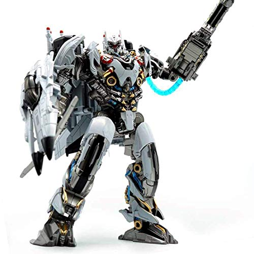 ZZCC tránsformérs Juguetes, transformación Juguete Nitro Zeus Luchador acción Cifras de película Modelo deformación Coche Robot