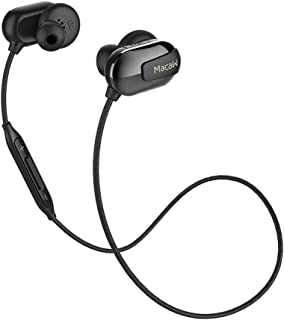 Earpiece,Goorrg T50 Sport Earphone In-ear Wireless Stereo BT4.1 Running Headphone Headset Hands-free Pair/Off/On Receive/H...