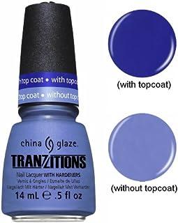 CHINA GLAZE Nail Lacquer - Tranzitions - Modify Me (並行輸入品)