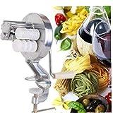 LAVALINK Pasta Maker Lega di Alluminio Spaghetti Pasta Maker Cavatelli Fettuccine Noodle Macchina della Pressa della Cucina della Casa di Cottura della Pasta Strumento