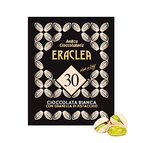 Buste monodose Cioccolata calda Eraclea (n°30 BIANCA AL PISTACCHIO)