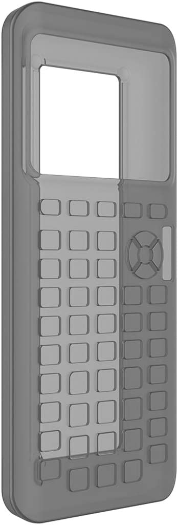 Disscool Silikon-Schutzh/ülle f/ür Texas Instruments TI-84 Plus CE Silikon schwarz weiche Anti-Tropf-Silikon-Schutzh/ülle f/ür Texas Instruments TI-84 Plus CE Grafikrechner