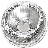 IPCW CWC-7003 5-3/4' Plain Round Conversion Headlight with H4 Bulb - 1 Piece