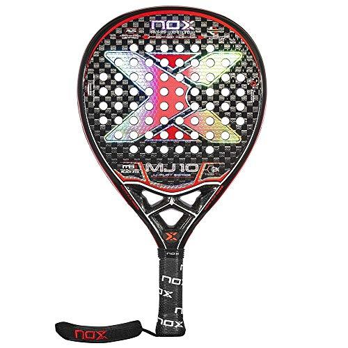 NOX Luxury MJ 10 2021 Unisex-Adulto, Rosso, Estándar