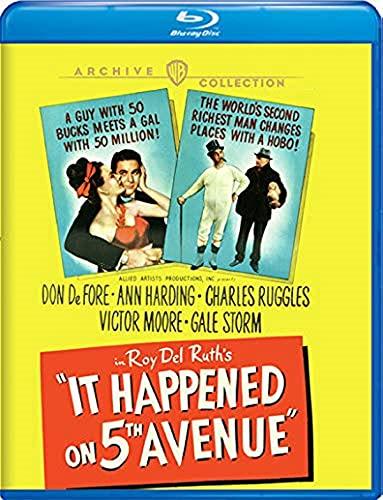 It Happened on 5th Avenue [Blu-ray]