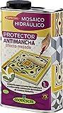 Protector Antimancha Efecto Mojado, Especial Mosaico Hidráulico 1L MONESTIR