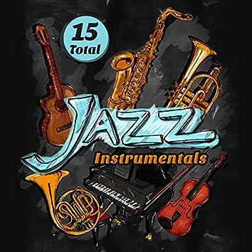 15 Total Jazz Instrumentals