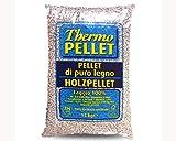 PELLET FAGGIO 100% SACCO KG.15 THERMO PELLET IDEALE PER STUFE E...