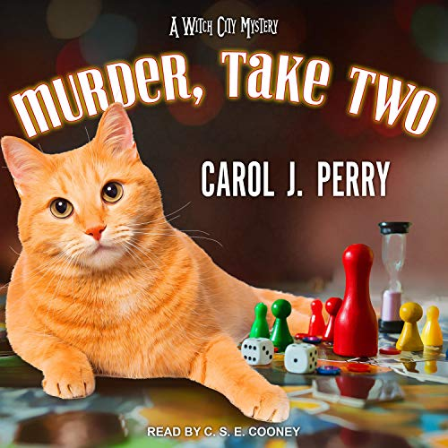 Murder, Take Two Audiobook By Carol J. Perry cover art