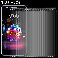 LG LG K11用100 PCS 0.26mm 9H 2.5D強化ガラスフィルム 強化ガラスフィルム