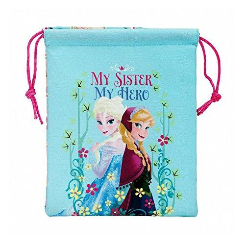 Disney Frozen Mehrzweckbeutel Turnbeutel Schultertasche Umhängetasche Tasche