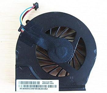 Original Genuine OEM For HP Pavilion G6-2103AX G7-2240US G7-2281NR CPU Cooling Fan 680551-001