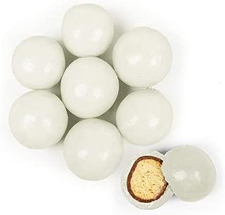 white malted milk balls