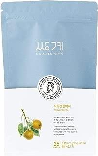 Ssanggye Korean Wild Pear Tea 2.5g x 20 지리산 돌배차
