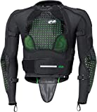 9482-00/018 2XL - Held Kendo Protector Vest XXL Black Green