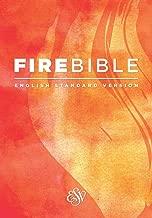 Holy Bible: Fire Bible, English Standard Version