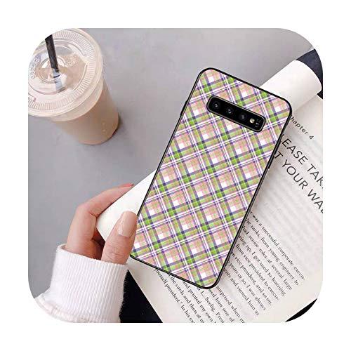 Happy-horse - Funda para Samsung Galaxy S6 S6edge Plus S7 S7edge S8 S9 S10 Plus S20-a2-For S6 Edge