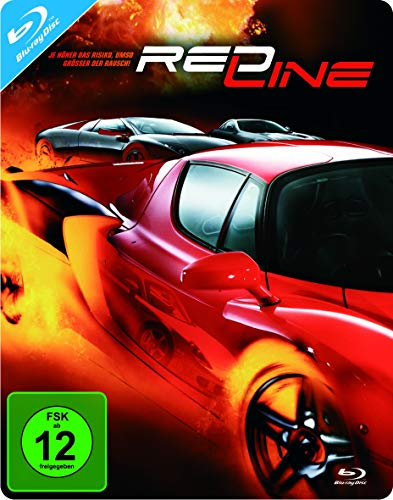 Redline - Steelbook [Blu-ray] [Limited Edition]
