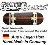 Unbekannt Komplett Fingerskateboard Oak/GO/WS SOUTHBOARDS®...