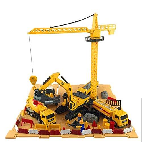 Vehículos de construcción de ingeniería y sitio de constr