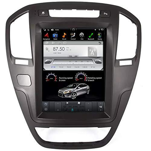 TAFFIO® Android 9 Autoradio Touchscreen 3D Navi Bluetooth USB WiFi SD für Opel Insignia