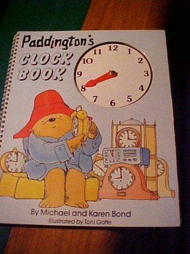 Paddington's Clock Book