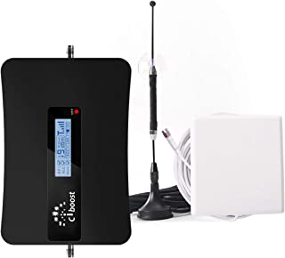 CIBoost AT&T Cell Phone Signal Booster 4G LTE FDD Band12/17 Cell Phone Amplifier ATT Cell Signal Booster Repeater Home Mobile Signal Booster