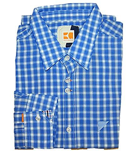 BOSS Orange CIELONEROE Chemise Bleu 439 - Bleu - M
