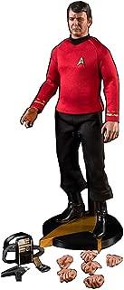 Quantum Mechanix Star Trek Master Series: Lt. Commander Scott 1: 6 Scale Action Figure, Multicolor