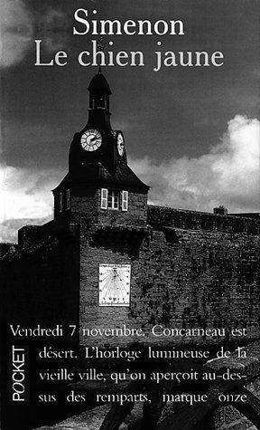 Le Chien Jaune (Presses-Pocket) by Georges Simenon (1995-12-31)