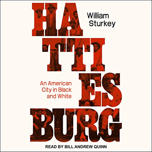 Hattiesburg audiobook cover art