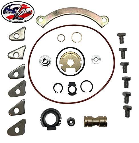 K03 KO3 Turbo Rebuild Kit Turbo Lab America K03 KO3 KO4 K04 Mini Cooper Turbo Rebuild Kit