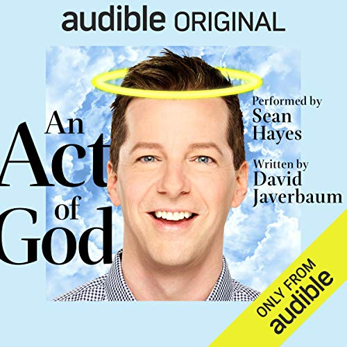 An Act of God audiobook cover art