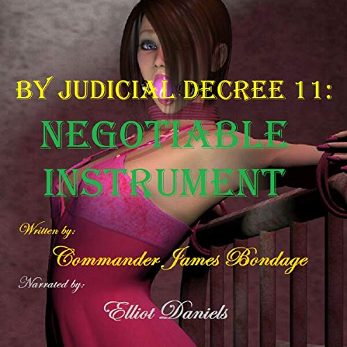 By Judicial Decree 11: Negotiable Instrument audiobook cover art