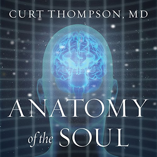 Anatomy of the Soul audiobook cover art