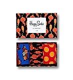 Happy Socks - Gemischt farbenfrohe Geschenkbox an Baumwollsocken f™r M_nner & Frauen, Chinese New Year, 36-40