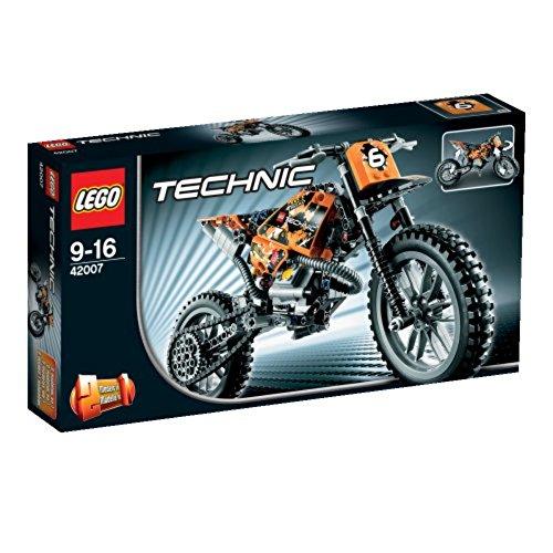 LEGO 42007 - Technic - Motocross Bike