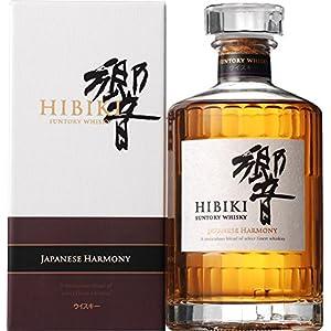 """サントリー ウイスキー 響 JAPANESE HARMONY カートン付き [日本 700ml ]"""""""