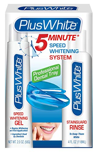 Plus White 5 Minute Premier Teeth Whitening System