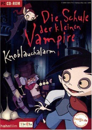 Die Schule der kleinen Vampire: Knoblauch-Alarm