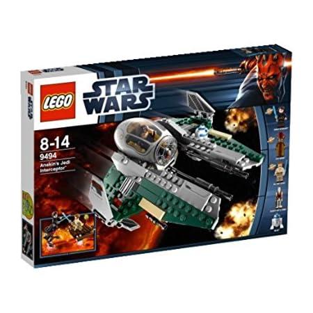 レゴ (LEGO) スター・ウォーズ アナキンのジェダイ・インターセプター(TM) 9494