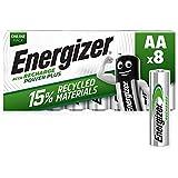 Energizer AA Akkus, Recharge Power Plus Akku, 8