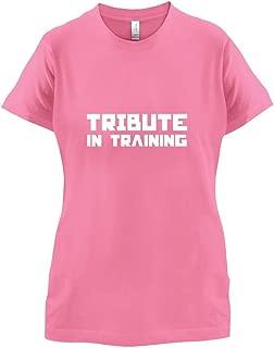Women's Tribute in Training T-Shirt Azalea XXL
